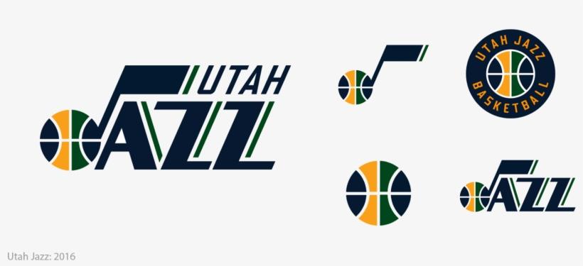 Sports Branding Nba New Logos Utah Jazz - Utah Jazz Logo 2011, transparent png #1425832