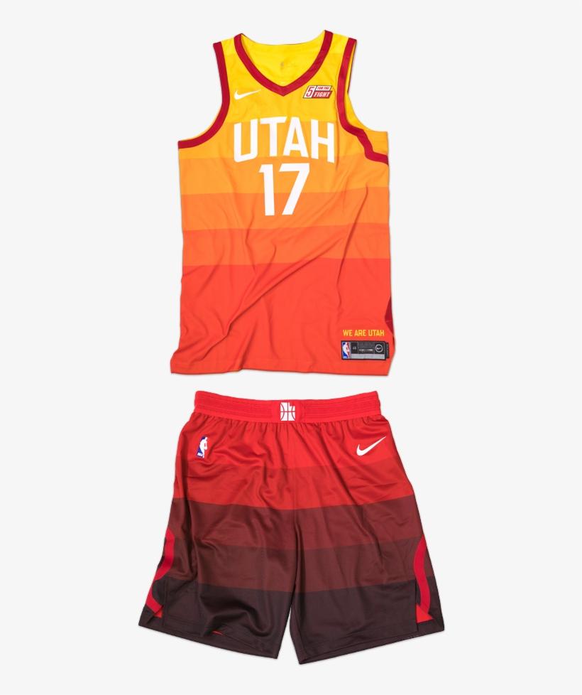 Utah Jazz City Edition, transparent png #1425878