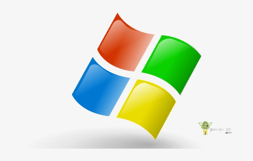 El Retorno De Windows - Windows 7 8 10, transparent png #1426985