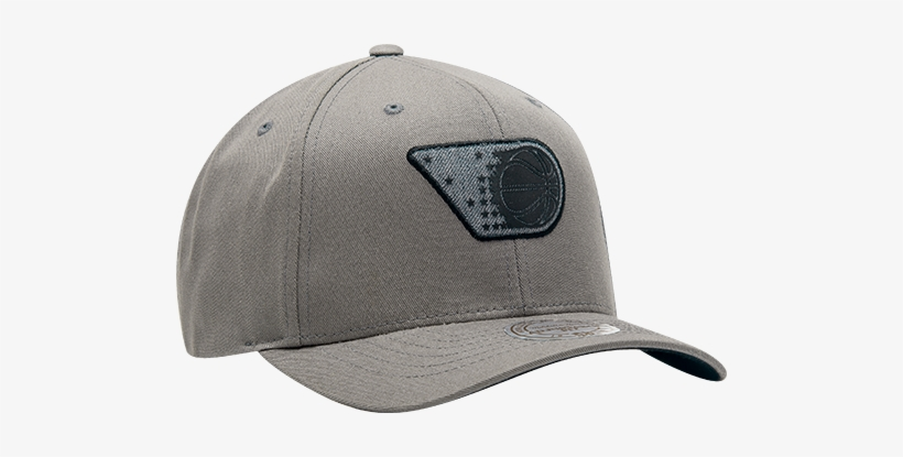 Mitchell & Ness Nba Orlando Magic Washed Heather Snapback - Under Armour Flat Bill Hat, transparent png #1427266