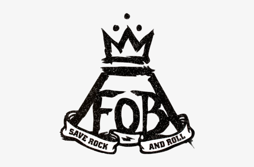 Transparent Fall Out Boy Logo Ideas - Fall Out Boy Jpg, transparent png #1428237
