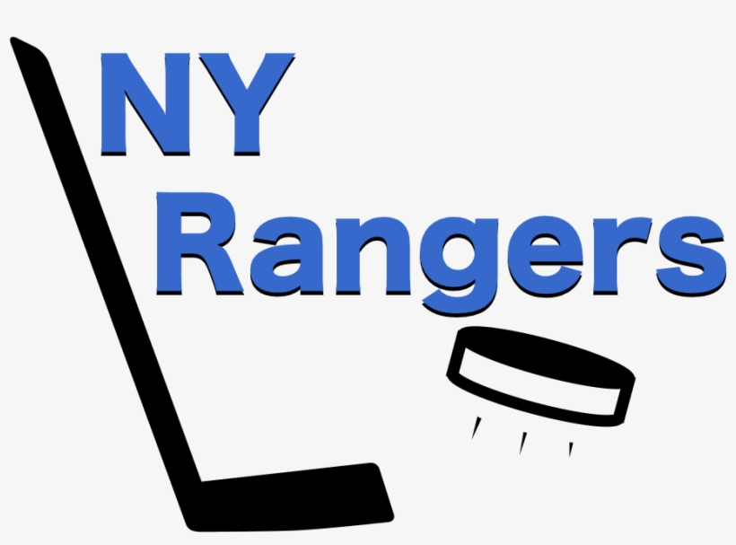 The New York Rangers Ice Hockey In New York - New York City, transparent png #1428814