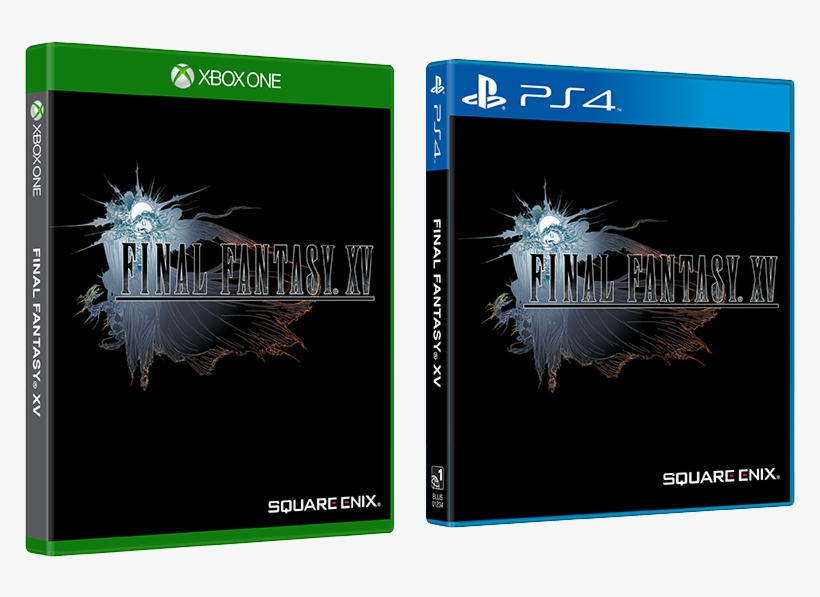 Advertisement - Final Fantasy Xv Day One Edition [xbox One Game], transparent png #1428911