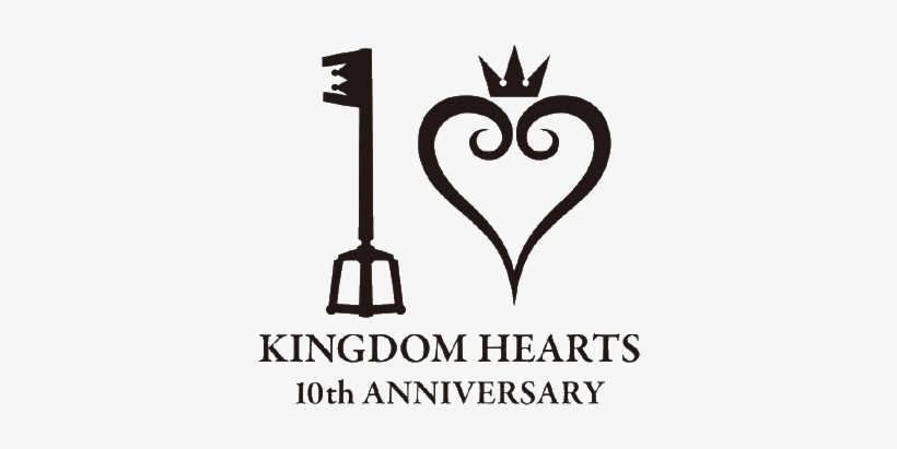 Kingdom Hearts 10th Anniversary Logo Transparent Kingdom Kingdom Hearts Anniversary 15 Free Transparent Png Download Pngkey 4.5 out of 5 stars (437) 437 reviews. kingdom hearts 10th anniversary logo