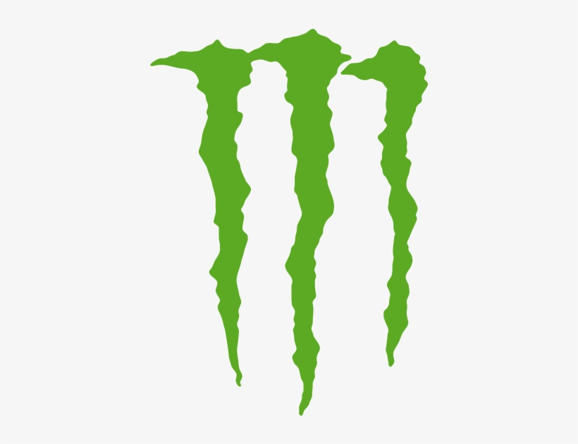 Pegatina Monster Energy Png Logo - Monster Energy Logo Png, transparent png #1429541