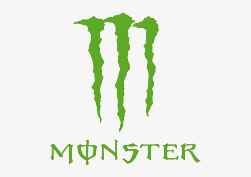 Pegatina Energy Letras Adhesivosnatos Monster Energy Decal Free