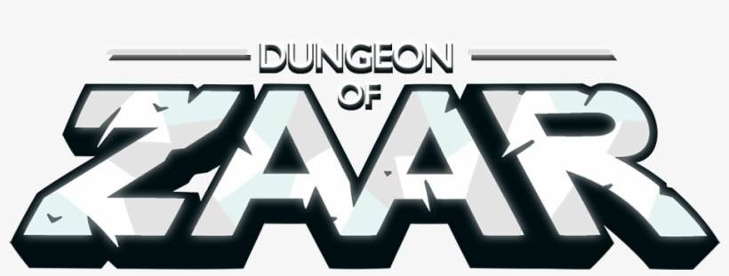 Dungeon Of Zaar Is An Online Strategy Game Developed - Dungeon Of Zaar Logo, transparent png #1430914