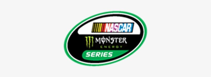 Monster Energy Nascar Cup Series Logo Png Image Free - Santa Pod Raceway, transparent png #1432276
