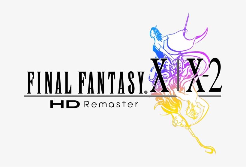 Final Fantasy X Logo Png - Final Fantasy X-2, transparent png #1433246