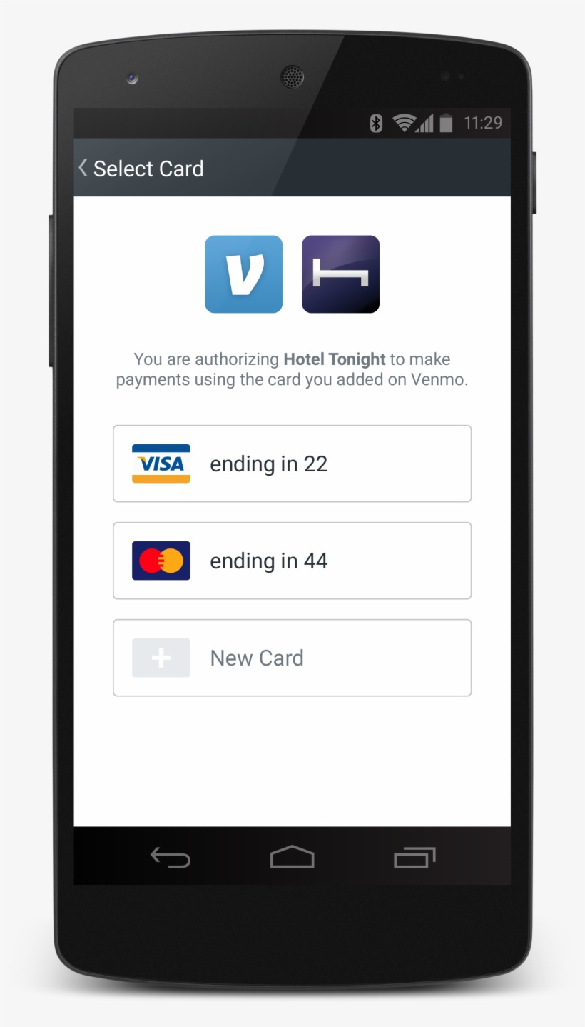 Venmo Is The Simple Fun Money App For Sending Cash Android Phone White Background Free Transparent Png Download Pngkey
