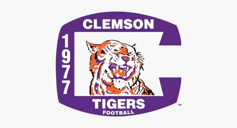 Retro Clemson Tigers, Retro College Apparel - Clemson Tiger