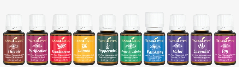 Young Living Essential Oils - Lavender 15ml Essential Oil By Young Living Essential, transparent png #1438424