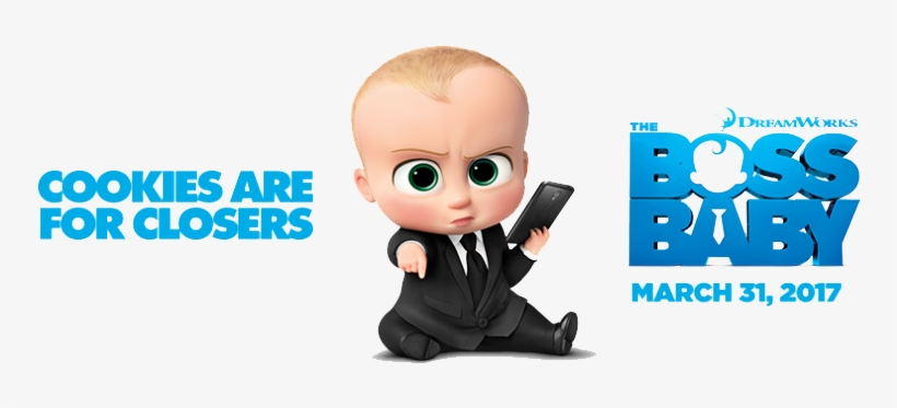 The Boss Baby Clipart Transparent Boss Baby Logo Png