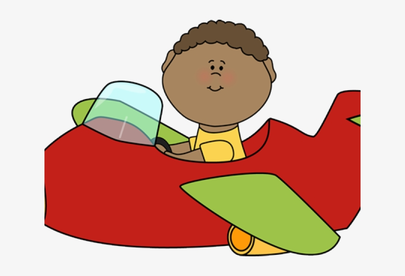 Cute Airplane Clipart Airplane Free Transparent Png Download