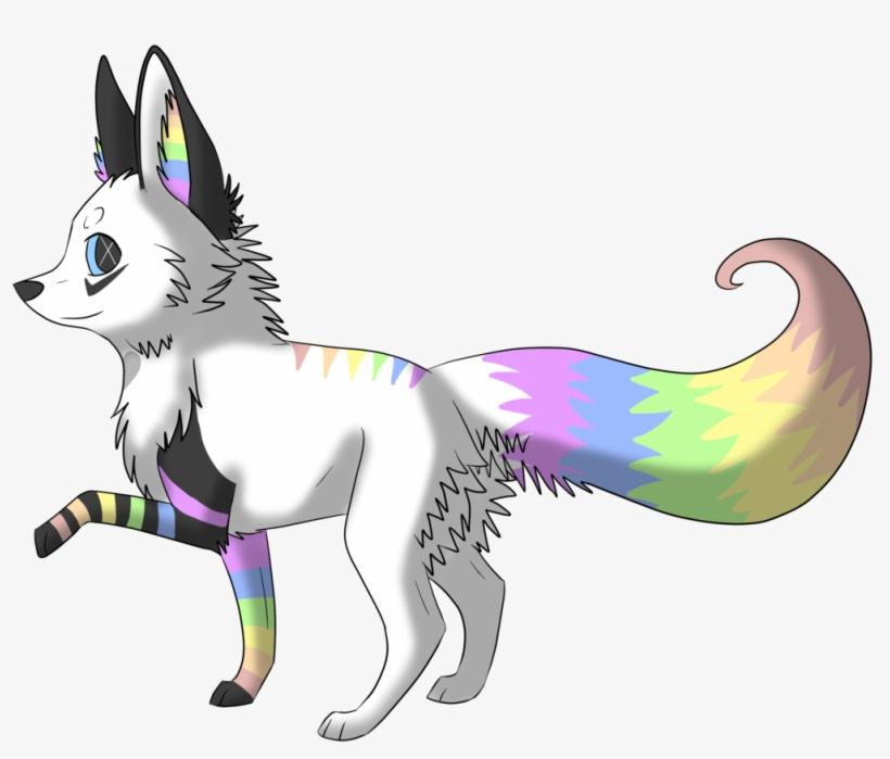 Fennec Fox Clipart Female Fox - Chibi Fennec Fox Drawing, transparent png #1442538