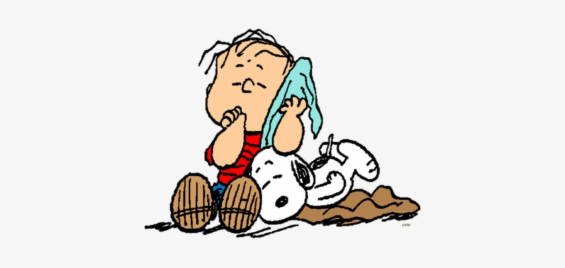 Pillow Clipart Pillow Blanket Snoopy Linus Free