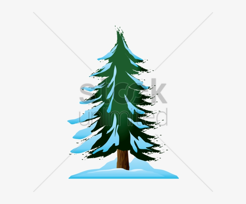 Download Snow Pine Trees Icon Png Clipart Christmas - Pine, transparent png #1446360