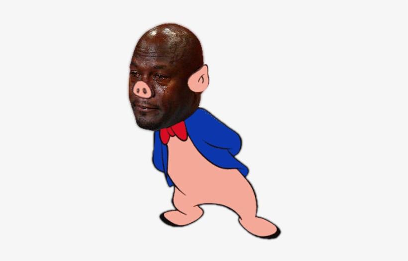porky pig png