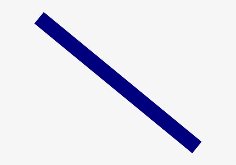 Straight Lines Png - Blue Color Pens Arrangements, transparent png #1448898
