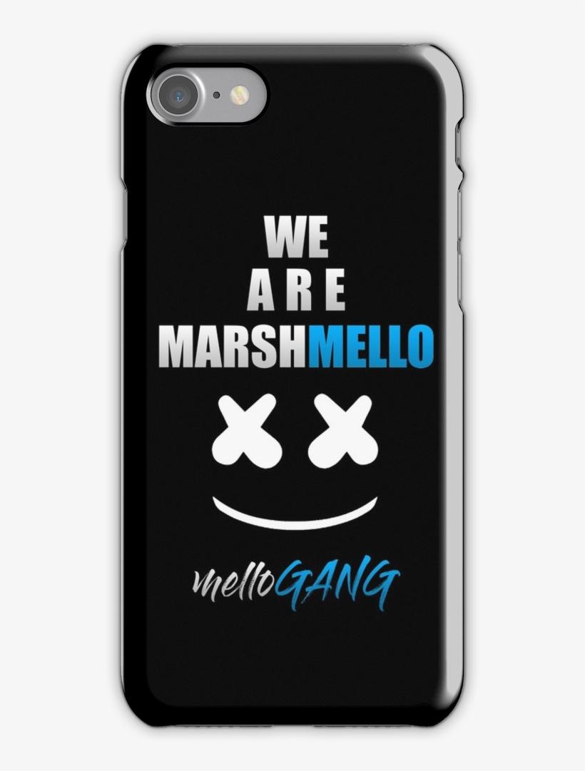 Marshmello Iphone 7 Snap Case Iphone 7, Iphone Cases, - Mu Hero Academia Case Iphone 7, transparent png #1451086