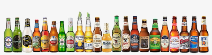 Bottled Beer We Carry - Beer, transparent png #1451669