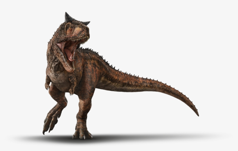 Also, No One Knows About The Expanse Of Animal Knowledge - Jurassic World Fallen Kingdom Carnotaurus, transparent png #1452819