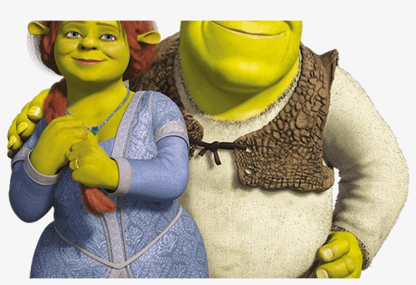 Shrek And Fiona Diy Craft Ideas & Gardening - Shrek The Third Friends And Foes, transparent png #1453634