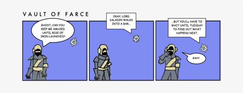 I'm In Suspenders - Vault Of Farce Destiny 2 - Free Transparent PNG