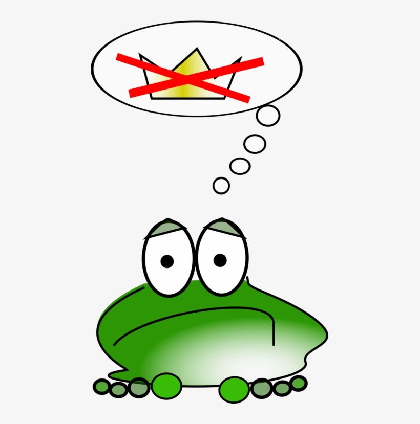 Sad Sad Frog Clipart Free Transparent Png Download Pngkey