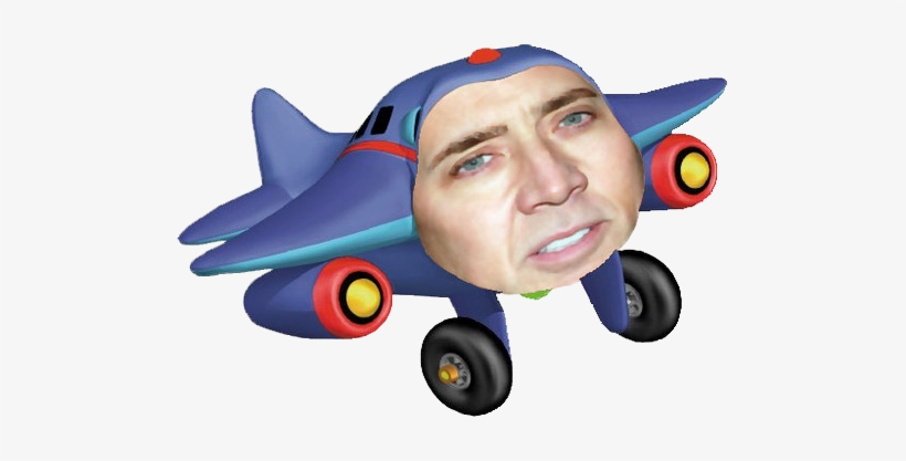 Paper 20airplane 20drawing Nicolas Cage Transparent - Jay Jay The Jet Plane Png, transparent png #1455521
