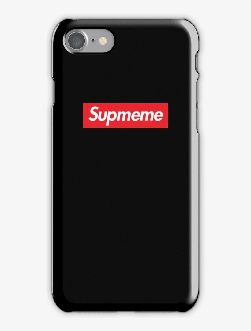 Supreme Box Logo - Mu Hero Academia Case Iphone 7, transparent png #1455594