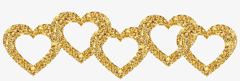 Euclidean Vector Vexel - Love Gold Png - Free Transparent PNG