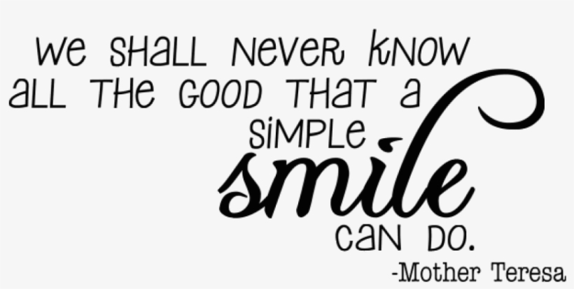 A Smile Quotes Tumblr Images Wallpapers Pics Pictures Transparent