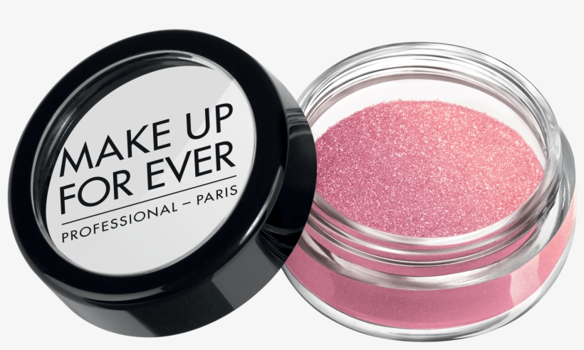 100% Mineral Iridescent Shimmering Powder Catches The - Make Up For Ever Star Glitters, transparent png #1457721