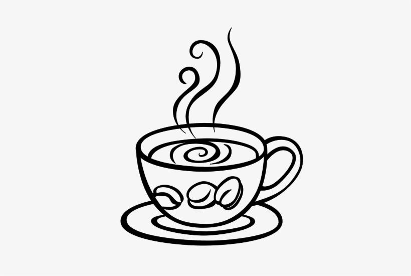 ходе чашка чая раскраска мир