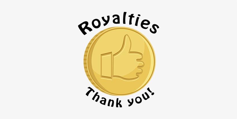 Royalty Payment, transparent png #1466887