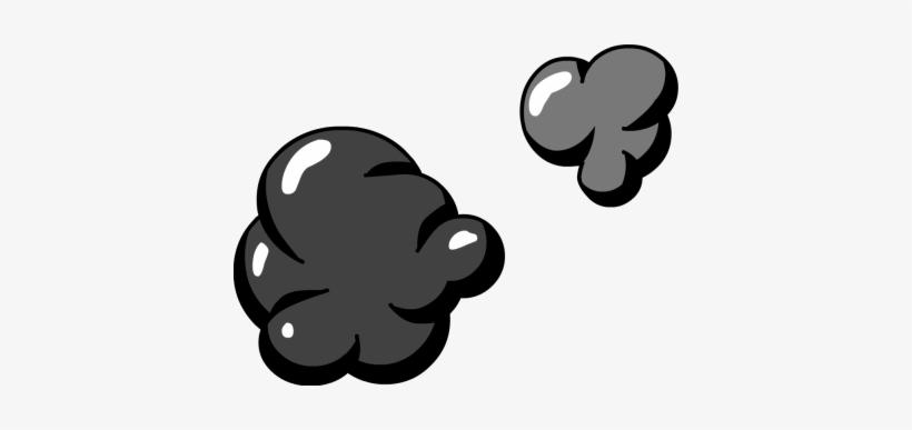 Smoke cloud. Clouds clipart clip art
