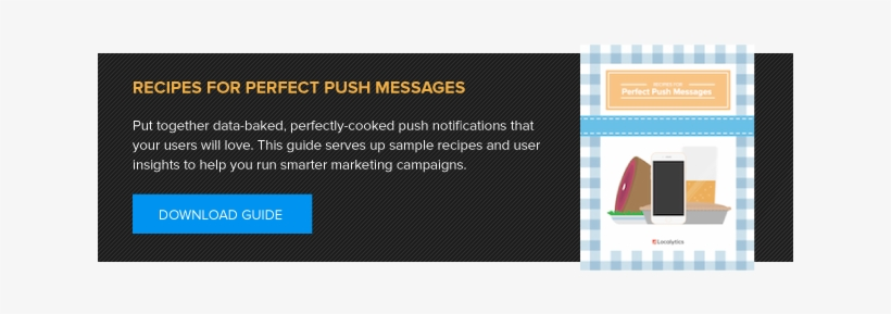 Recipes For Perfect Push Messages - Recipe, transparent png #1468490