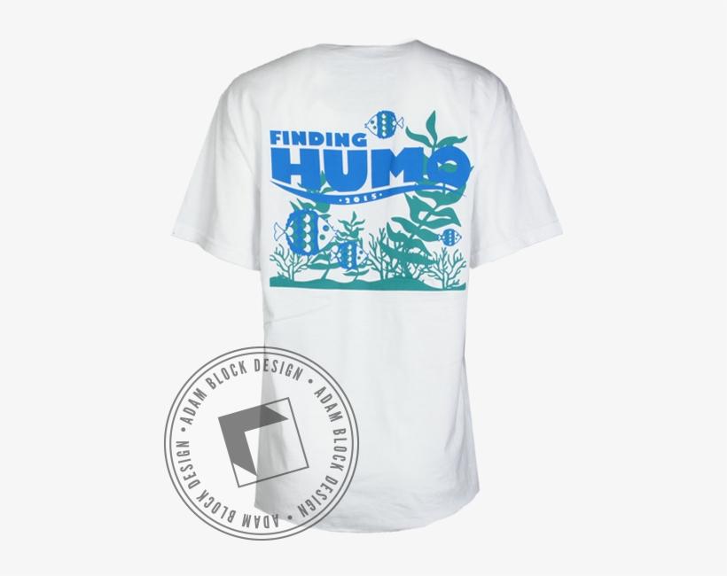 d14a6acc75 Alpha Epsilon Phi & Pi Kappa Alpha Finding Humo Tee - Active Shirt ...