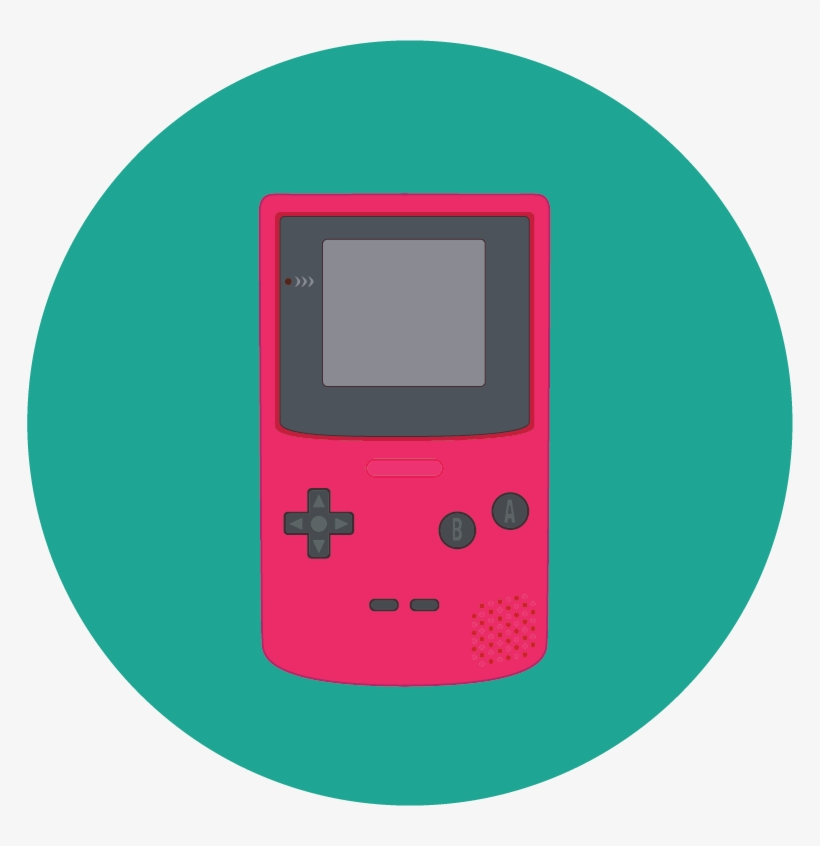 Game Boy Color, Claire Skelly, Gameboy, Game Boy, Gaming, - Game Boy, transparent png #1470723