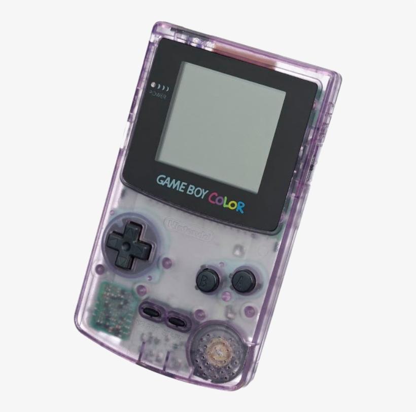 """Descriptionurl=""""http - //emulation - Gametechwiki - - Game Boy Color, transparent png #1470807"""