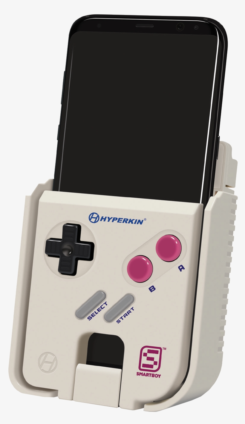 The Hyperkin Smart Boy Turns Your Phone Into A Game - Game Boy Classic Edition, transparent png #1470940
