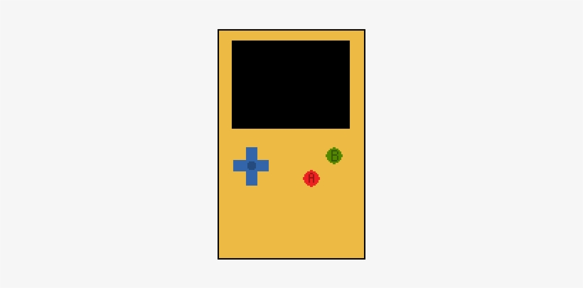 Better Game Boy Color Pokemon - Game Boy, transparent png #1471327