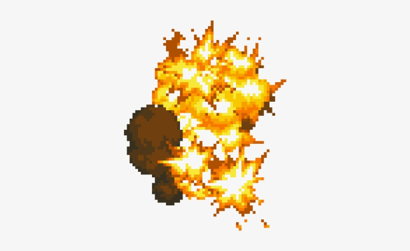 Explosion Gif Png Png Transparent - Bomb Explosion Gif Png, transparent png #1472345