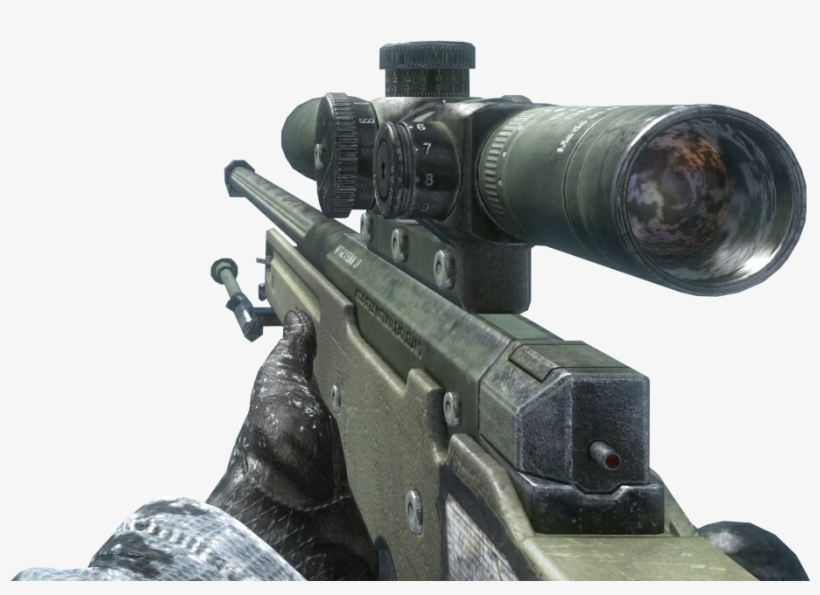 Csgo Transparent Black Op - Black Ops 4 Sniper Png, transparent png #1472768