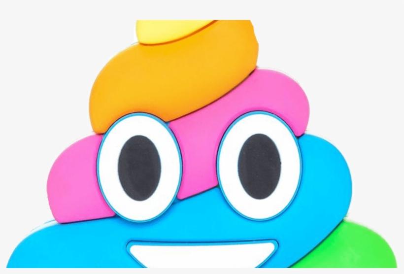 15 Rainbow Poop Emoji Png For Free Download On Mbtskoudsalg - Rainbow Poop Emoji Clipart, transparent png #1475756
