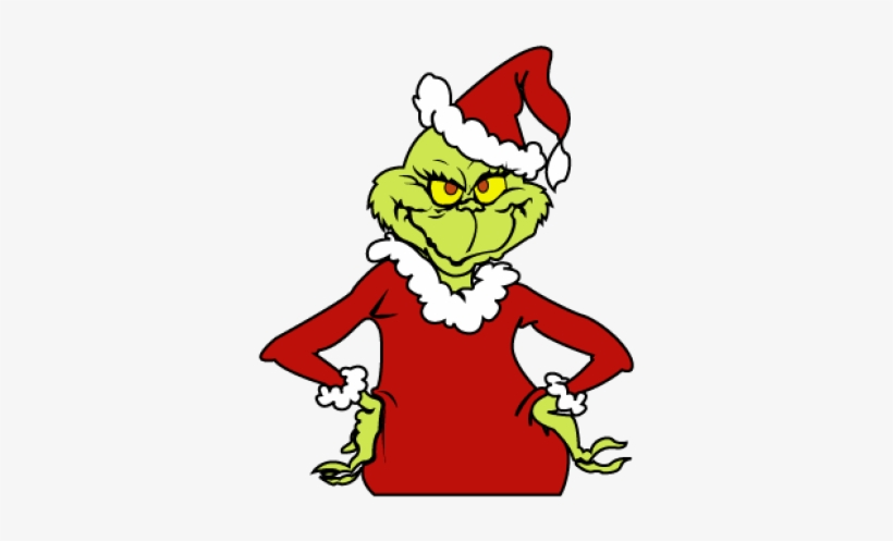 Grinch - Grinch Who Stole Christmas, transparent png #1476495