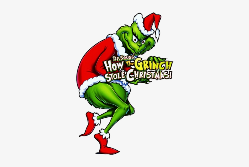 How The Grinch Stole Christmas Event & Challenge - Grinch Stole Christmas Cartoon Poster, transparent png #1476609