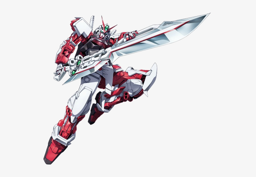 Astray Red Frame - Gundam New Series 2017, transparent png #1477172