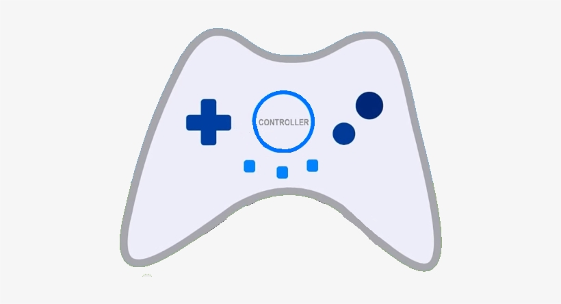 Controller Body - Battle Of The Objects Assets - Free Transparent